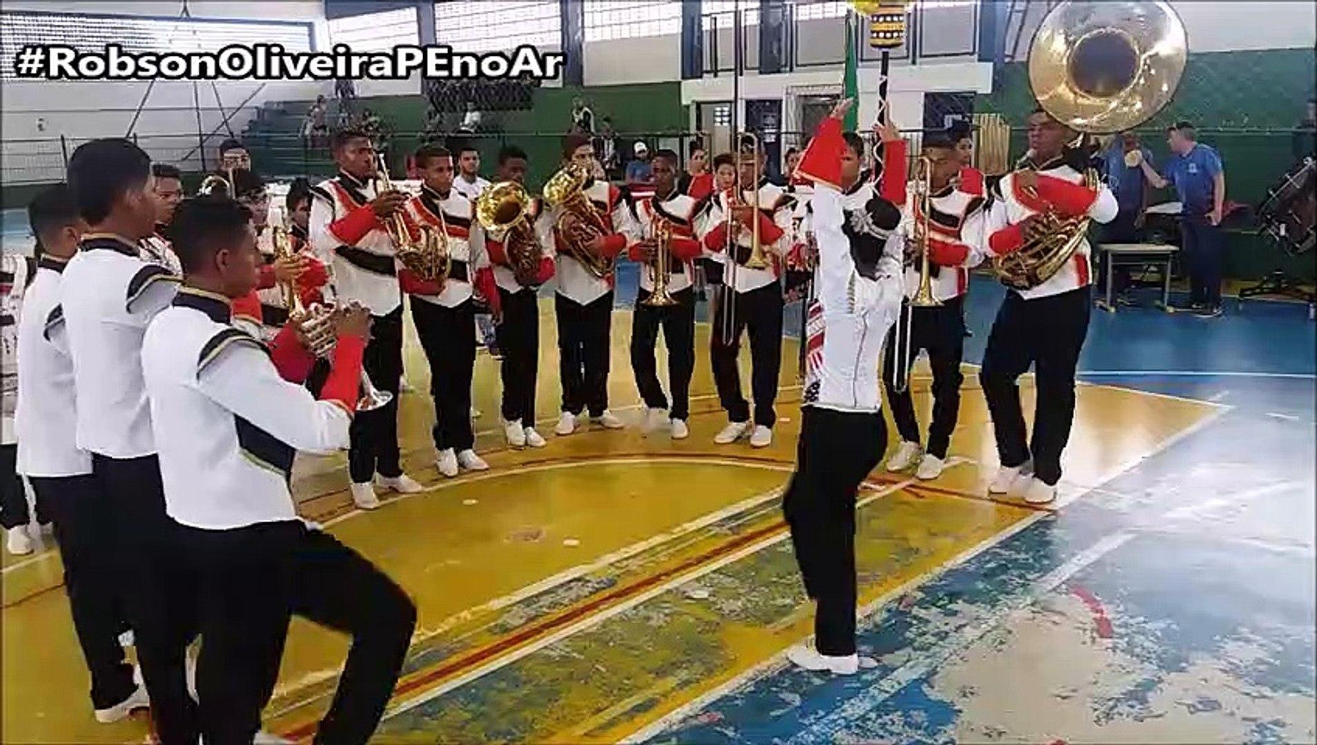 VI COPA NACIONAL DE CAMPEÃS BANDA MARCIAL INFANTIL PAULO LEIVAS MACALÃO-PE