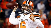 Gregg Williams on Baker Mayfield: 'The young man has it'
