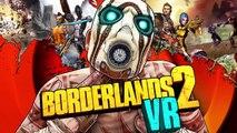 Borderlands 2 VR tráiler para PSVR