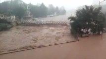 Inde : Bombay inondée par le passage de la mousson