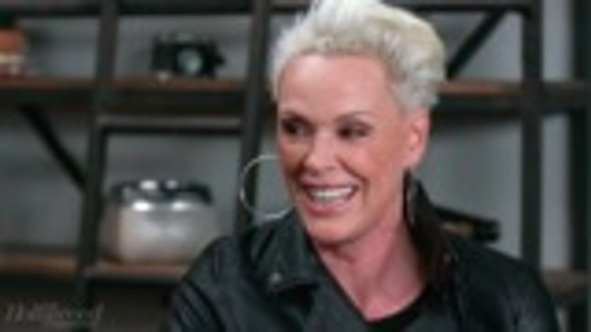 Brigitte Nielsen Talks Filming 'Creed II' While 7 Months Pregnant | In Studio
