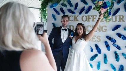 Watch Episode 1 of Crazy Beautiful Weddings