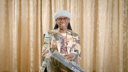 SHUFFLE: Nile Rodgers is forever