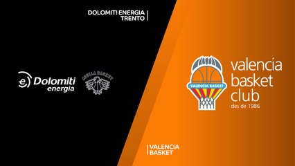 7Days EuroCup Highlights Regular Season, Round 10: Trento 83-95 Valencia
