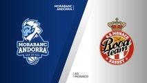 MoraBanc Andorra - AS Monaco Highlights | 7DAYS EuroCup, RS Round 10