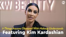 "Kim Kardashian Reacted to 9 Things Anyone Obsessed With Makeup Understands, and It'll Have You Saying, ""Same"""