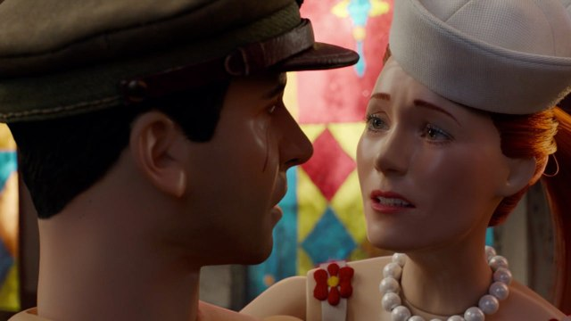 Exclusive: Steve Carell and Leslie Mann Bond in Sweet Welcome to Marwen Clip