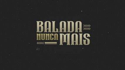 Jonas Vilar - Balada Nunca Mais