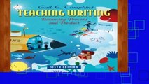 Library  Teaching Writing: Balancing Process and Product (Books by Gail Tompkins) - Gail E. Tompkins