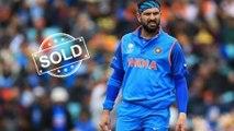 IPL Auction 2019 : Rohit Sharma Led Mumbai Indians Lifeline For Yuvraj Singh