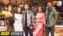 Vicky Kaushal And Yami Gautam Promote 'Uri' On India's Got Talent
