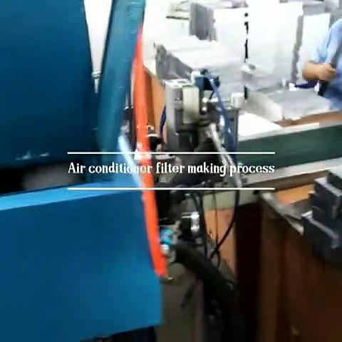 air conditioner filter active carbon filter frame bonding hot melt glue adhesive