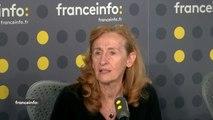 """""""Gilets jaunes"""" : """"Évidemment il y a un pilote à Matignon"""", défend Nicole Belloubet après le revirement du gouvernement"""