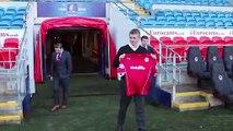 FILE: Ole Gunnar Solskjaer made Manchester United interim manager
