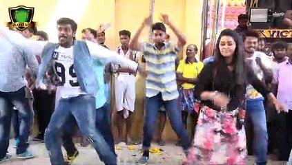 suntv சீரியல் நடித்த நடிகை Dasara Attam 2015 Disco Junior actress KALI ATTAM  04