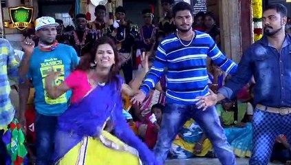 suntv சீரியல் நடித்த நடிகை Dasara Attam 2015 Disco Junior actress KALI ATTAM  05