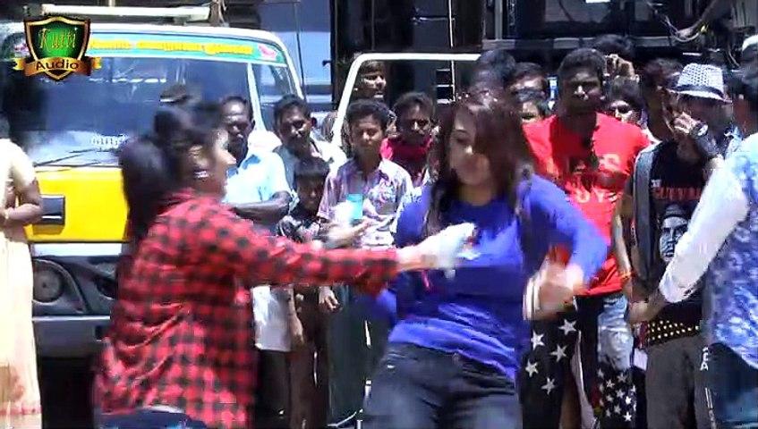 suntv சீரியல் நடித்த நடிகை Dasara Attam 2015 Disco Junior actress KALI ATTAM  09