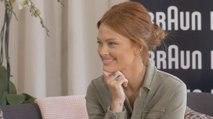 Interview. Caroline Receveur retrace son parcours beauté