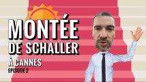 Montée de Schaller à Cannes, en musique avec Matthieu Chedid