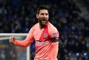 FC Barcelone : Lionel Messi, le bilan de sa première moitié de saison