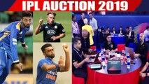 IPL Auction 2019:Jaydev Unadkat,Varun Chakravarty emerge top buys, Know Full list  वनइंडिया हिन्दी