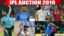 IPL Auction 2019: The most expensive buys of this year Auction |वनइंडिया हिन्दी