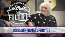 Louis Bertignac parle de sa compagne et de son fils Jack