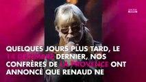 Renaud de retour en studio : le chanteur produira le nouvel album de Dave