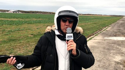 Top Gear : Richard Anconina tente le record avec Le Tone, Bruce et Philippe