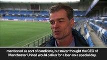 Eng Sub: Molde's MD on 'unusual' Solskjaer Man Utd switch
