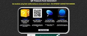 Episode 51 - How to Make a QR Code Treasure Hunt test3
