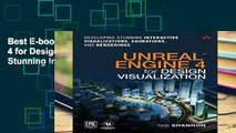 Best E-book Unreal Engine 4 for Design Visualization: Developing Stunning Interactive