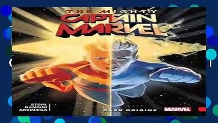 e p u b book d o w n l o a d the mighty captain marvel vol 3 dark origins captain marvel