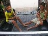 Young thai musicians - Jeunes musiciens thais