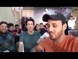 خلف الكواليس | برنامج منشد العراق | قصيدة احنا غير حسين ماعدنا وسيلة