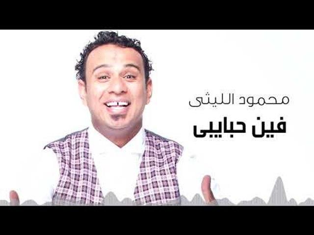 Mahmoud El Leithy - Feen Habayby   محمود الليثى - فين حبايبى