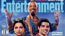 'Aladdin' Star Will Smith Confirms Genie Will Be Blue