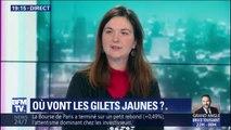 """Laetitia Dewalle, porte-parole des gilets jaunes du Val d'Oise : """"À ce jour il n'y a pas de mouvement politique des gilets jaunes"""""""