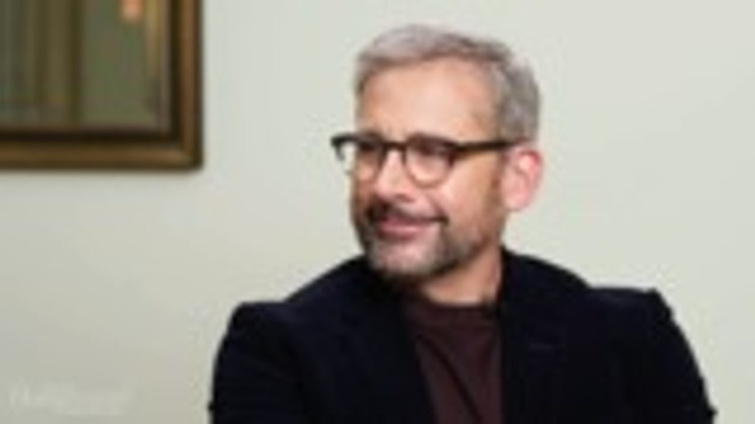 """Steve Carell Talks 'Welcome to Marwen' & How the Story """"Deeply"""" Moved Him 