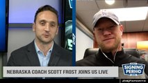 Scott Frost joins 247Sports on the Early Signing Period show