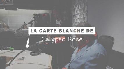 Carte Blanche - Calypso Rose Boomerang