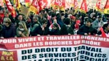 """MACRON PROTESTS Now POLICE to join France braced unions yellow vest"""" protests"""
