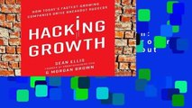Popular Hacking Growth: How Today s Fastest-Growing Companies Drive Breakout Success - Sean Ellis
