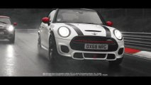 The new MINI John Cooper Works and the new MINI John Cooper Works Convertible Teaser