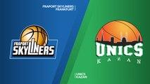 Fraport Skyliners Frankfurt - UNICS Kazan Highlights | 7DAYS EuroCup, RS Round 10