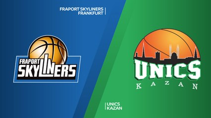 7Days EuroCup Highlights Regular Season, Round 10: Skyliners 65-72 UNICS
