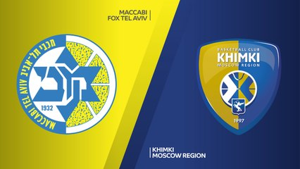 EuroLeague 2018-19 Highlights Regular Season Round 13 video: Maccabi 79-63 Khimki