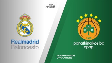 EuroLeague 2018-19 Highlights Regular Season Round 13 video: Madrid 89-68 Panathinaikos