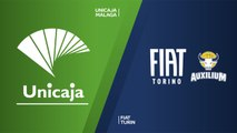 Unicaja Malaga - Fiat Turin Highlights | 7DAYS EuroCup, RS Round 10