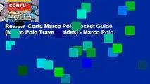 Review  Corfu Marco Polo Pocket Guide (Marco Polo Travel Guides) - Marco Polo